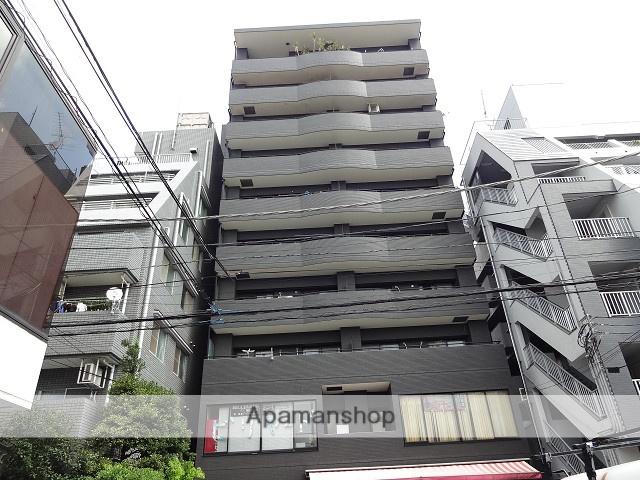 東京都江戸川区、平井駅徒歩2分の築23年 10階建の賃貸マンション