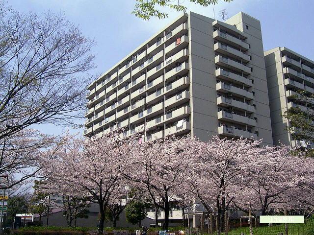 東京都江戸川区、大島駅徒歩18分の築27年 14階建の賃貸マンション