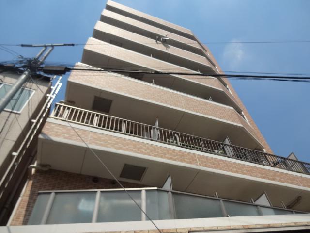 東京都世田谷区、桜上水駅徒歩2分の築10年 8階建の賃貸マンション