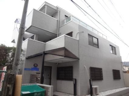 東京都世田谷区、明大前駅徒歩10分の築29年 3階建の賃貸マンション