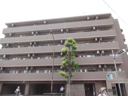 東京都世田谷区、上北沢駅徒歩15分の築17年 6階建の賃貸マンション