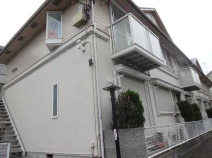 東京都杉並区、代田橋駅徒歩8分の築24年 2階建の賃貸アパート