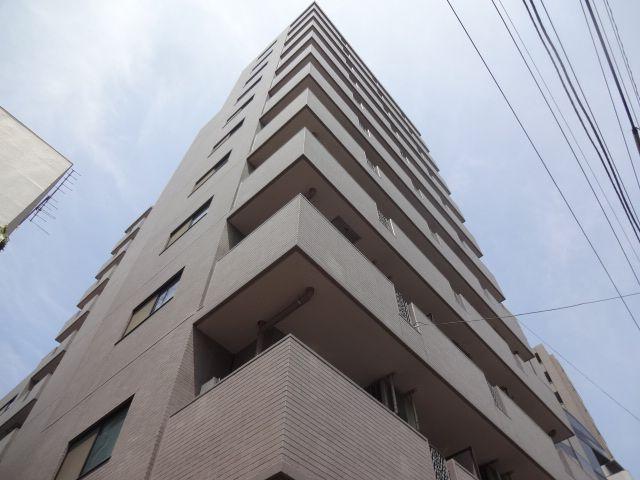 東京都杉並区、笹塚駅徒歩10分の築17年 11階建の賃貸マンション