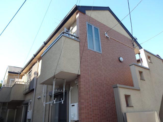 東京都世田谷区、桜上水駅徒歩8分の築13年 2階建の賃貸アパート