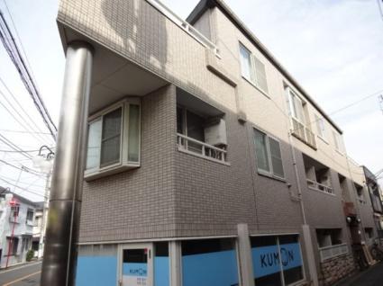 東京都杉並区、永福町駅徒歩3分の築13年 3階建の賃貸マンション