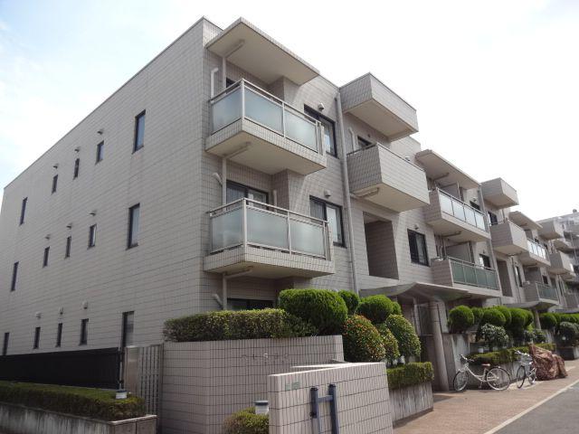 東京都世田谷区、桜上水駅徒歩15分の築23年 3階建の賃貸マンション