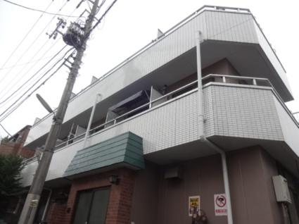 東京都世田谷区、桜上水駅徒歩7分の築30年 3階建の賃貸マンション