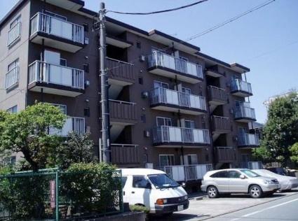 東京都杉並区、荻窪駅徒歩18分の築33年 4階建の賃貸マンション