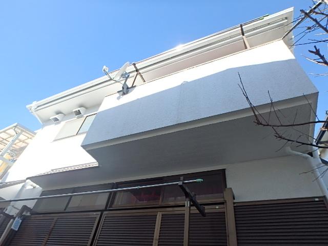 東京都世田谷区、桜上水駅徒歩12分の築26年 2階建の賃貸アパート
