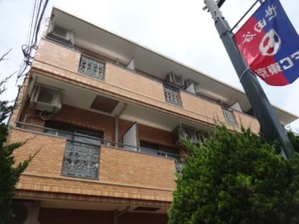 東京都世田谷区、桜上水駅徒歩10分の築29年 3階建の賃貸マンション