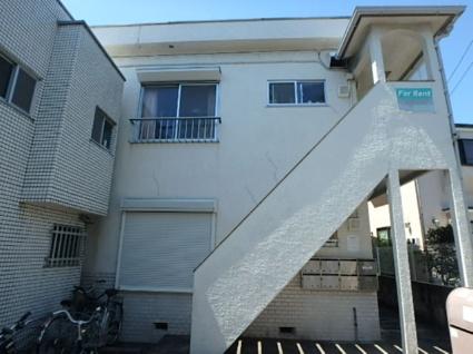 東京都世田谷区、上北沢駅徒歩13分の築37年 2階建の賃貸アパート