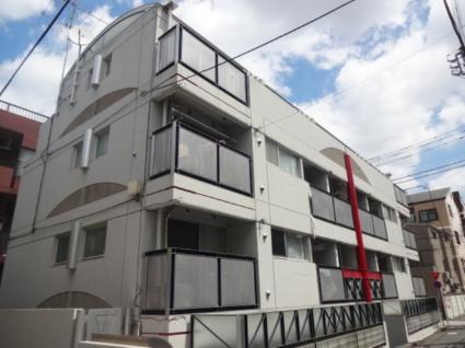 東京都杉並区、西永福駅徒歩11分の築27年 4階建の賃貸マンション