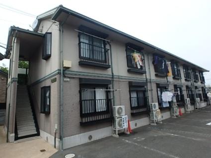 東京都世田谷区、桜上水駅徒歩14分の築18年 2階建の賃貸アパート