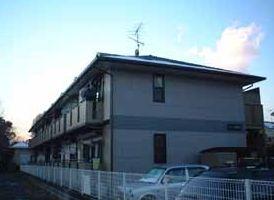 東京都世田谷区、千歳烏山駅徒歩22分の築23年 2階建の賃貸アパート