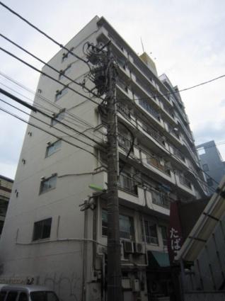 東京都世田谷区、笹塚駅徒歩8分の築41年 9階建の賃貸マンション