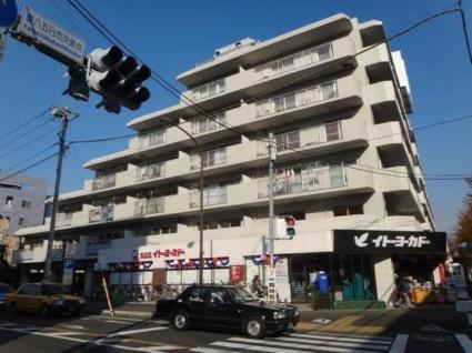 東京都杉並区、浜田山駅徒歩18分の築33年 6階建の賃貸マンション