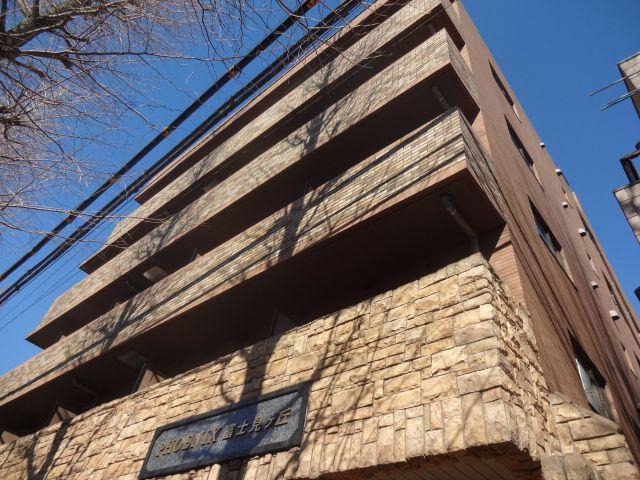 東京都杉並区、芦花公園駅徒歩16分の築14年 5階建の賃貸マンション