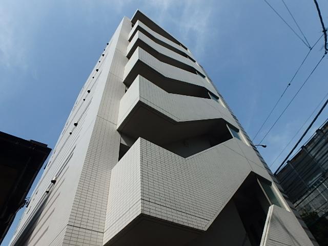 東京都杉並区、八幡山駅徒歩15分の築8年 7階建の賃貸マンション