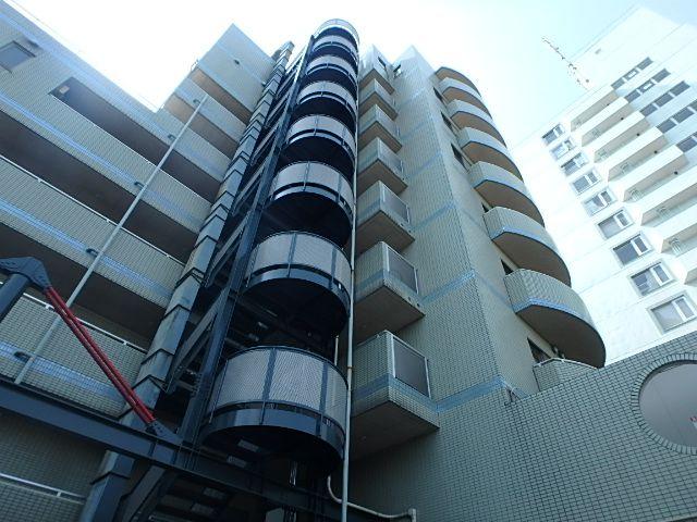 東京都杉並区、桜上水駅徒歩8分の築24年 9階建の賃貸マンション