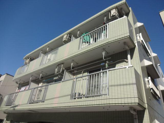 東京都世田谷区、桜上水駅徒歩6分の築27年 3階建の賃貸マンション