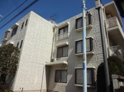 東京都杉並区、永福町駅徒歩2分の築25年 3階建の賃貸マンション