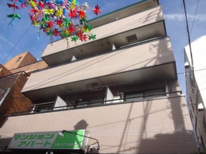 東京都世田谷区、笹塚駅徒歩10分の築16年 4階建の賃貸マンション