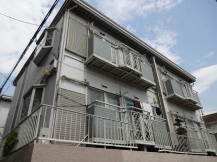 東京都杉並区、上北沢駅徒歩17分の築30年 2階建の賃貸アパート