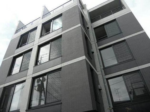 東京都世田谷区、笹塚駅徒歩11分の築3年 5階建の賃貸マンション