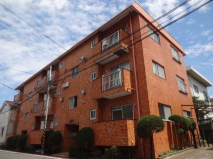 東京都杉並区、永福町駅徒歩10分の築32年 3階建の賃貸マンション