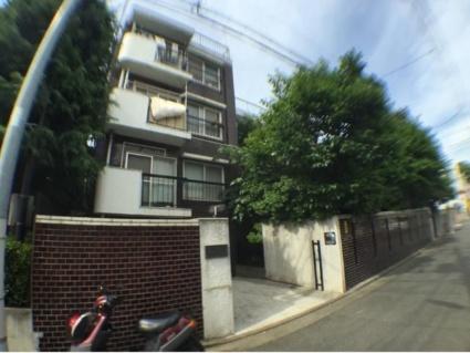 東京都世田谷区、明大前駅徒歩8分の築48年 4階建の賃貸マンション