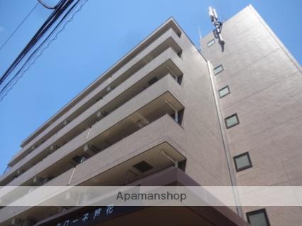 東京都世田谷区、上北沢駅徒歩15分の築20年 6階建の賃貸マンション