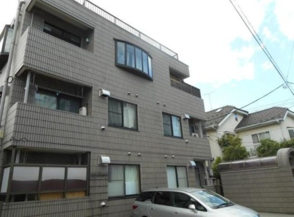 東京都杉並区、西永福駅徒歩10分の築27年 3階建の賃貸マンション