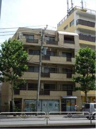 東京都杉並区、笹塚駅徒歩9分の築28年 5階建の賃貸マンション