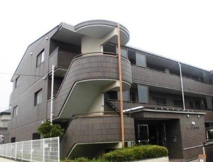 東京都世田谷区、八幡山駅徒歩18分の築20年 3階建の賃貸マンション