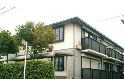 東京都杉並区、西永福駅徒歩18分の築22年 2階建の賃貸アパート