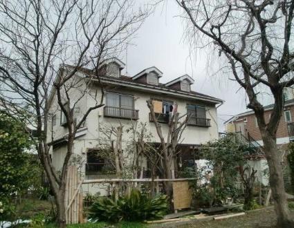 東京都杉並区、八幡山駅徒歩10分の築29年 2階建の賃貸アパート