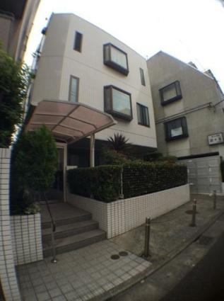 東京都世田谷区、笹塚駅徒歩12分の築29年 3階建の賃貸アパート