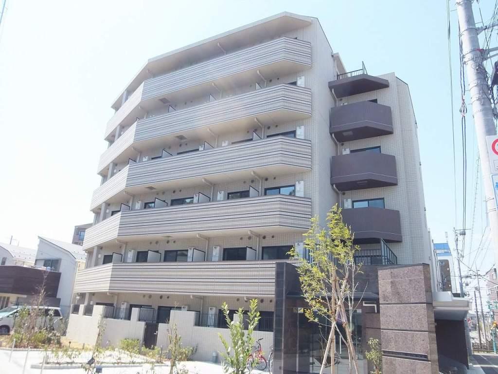 東京都世田谷区、豪徳寺駅徒歩10分の新築 6階建の賃貸マンション