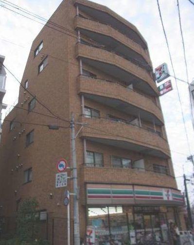 東京都杉並区、笹塚駅徒歩19分の築29年 6階建の賃貸マンション