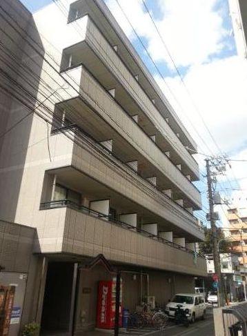 東京都杉並区、八幡山駅徒歩8分の築21年 5階建の賃貸マンション