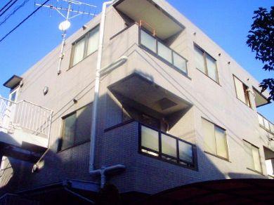 東京都杉並区、中野富士見町駅徒歩17分の築23年 3階建の賃貸マンション
