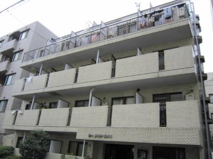 東京都世田谷区、経堂駅徒歩5分の築31年 5階建の賃貸マンション