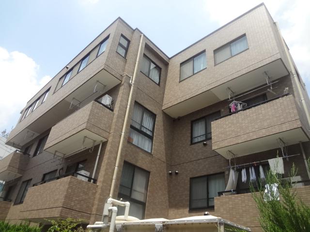 東京都世田谷区、桜上水駅徒歩15分の築19年 4階建の賃貸マンション
