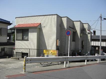 東京都杉並区、桜上水駅徒歩5分の築34年 2階建の賃貸アパート