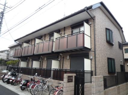 東京都世田谷区、豪徳寺駅徒歩4分の築12年 2階建の賃貸アパート