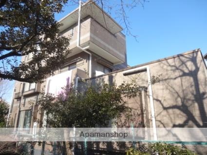東京都杉並区、明大前駅徒歩17分の築23年 3階建の賃貸マンション