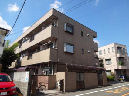 東京都世田谷区、桜上水駅徒歩18分の築23年 3階建の賃貸マンション