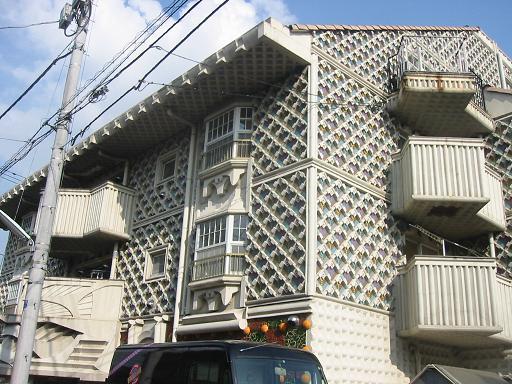 東京都杉並区、代田橋駅徒歩7分の築24年 5階建の賃貸マンション