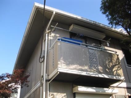 東京都世田谷区、桜上水駅徒歩8分の築24年 2階建の賃貸アパート