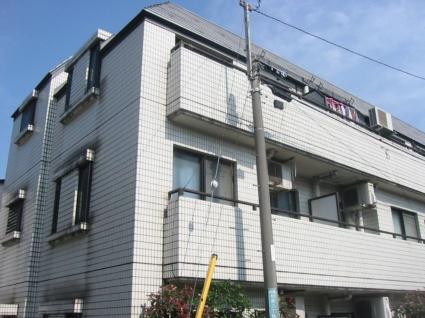 東京都世田谷区、明大前駅徒歩5分の築8年 2階建の賃貸アパート